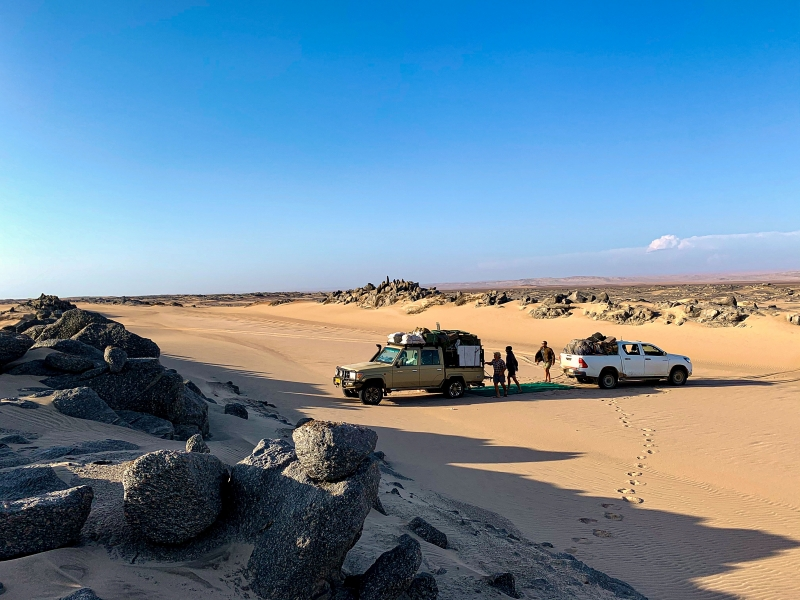 Namibia | Skeleton Coast Fishing Safari